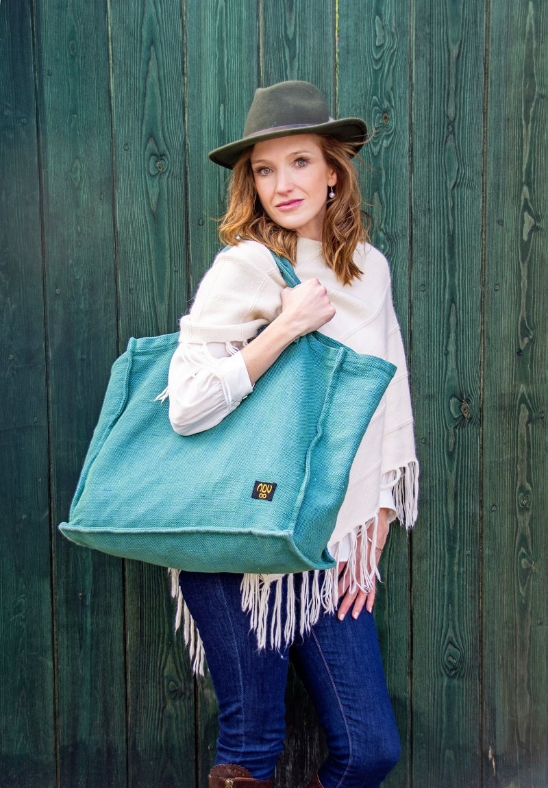Dilip green bag Kate