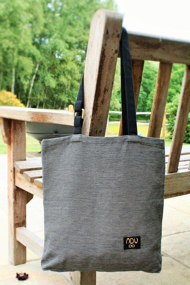 resuable tote shopper bag